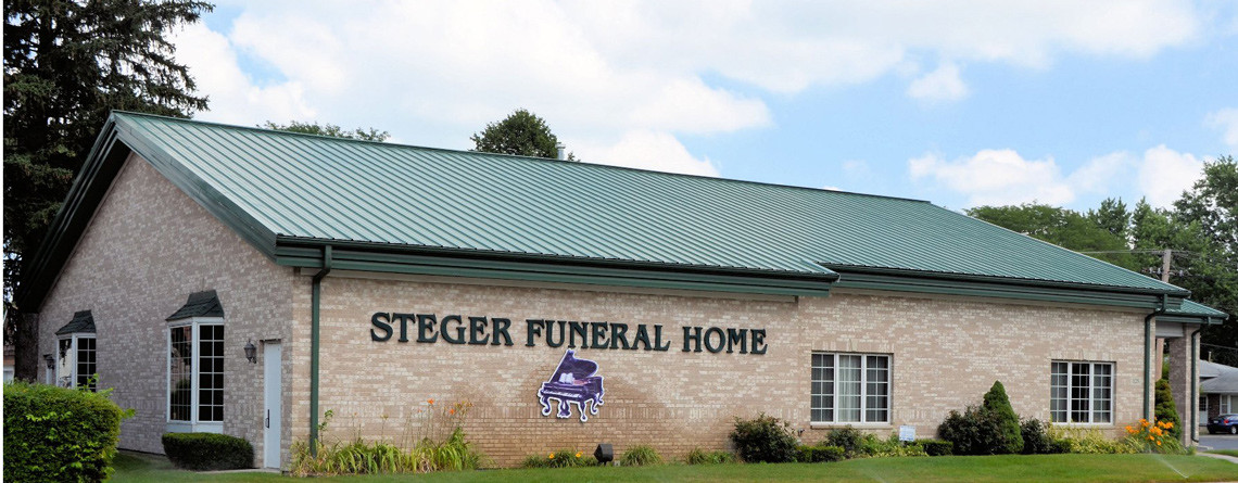 Steger Funeral Home
